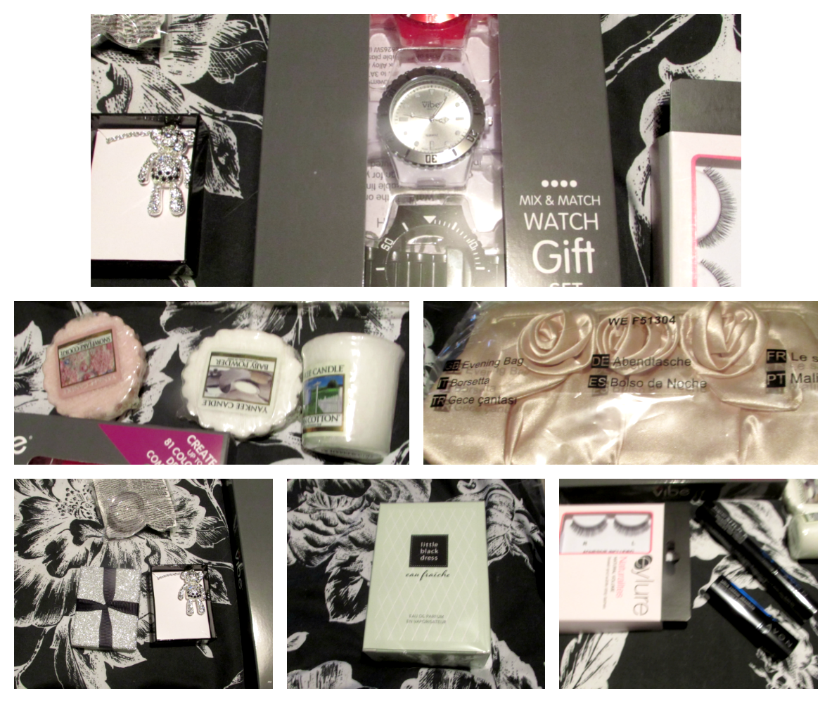 All Items Collage