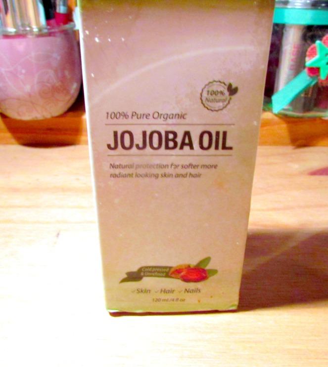 Jojoba Oil 1