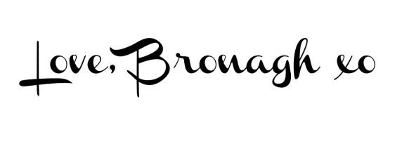 Love, Bronagh