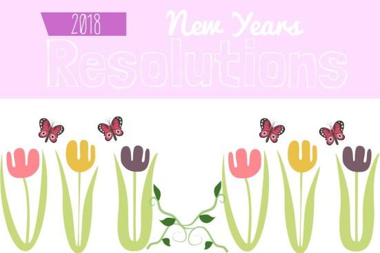 NewYears Resolutions